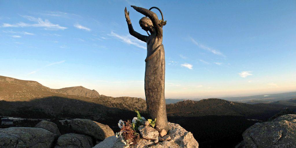 Virgen de las Nieves – Alto del Telégrafo