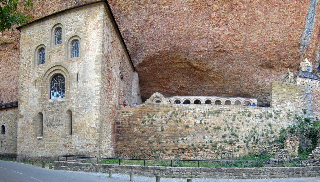 Entorno de San Juan de la Peña y Monte Oroel