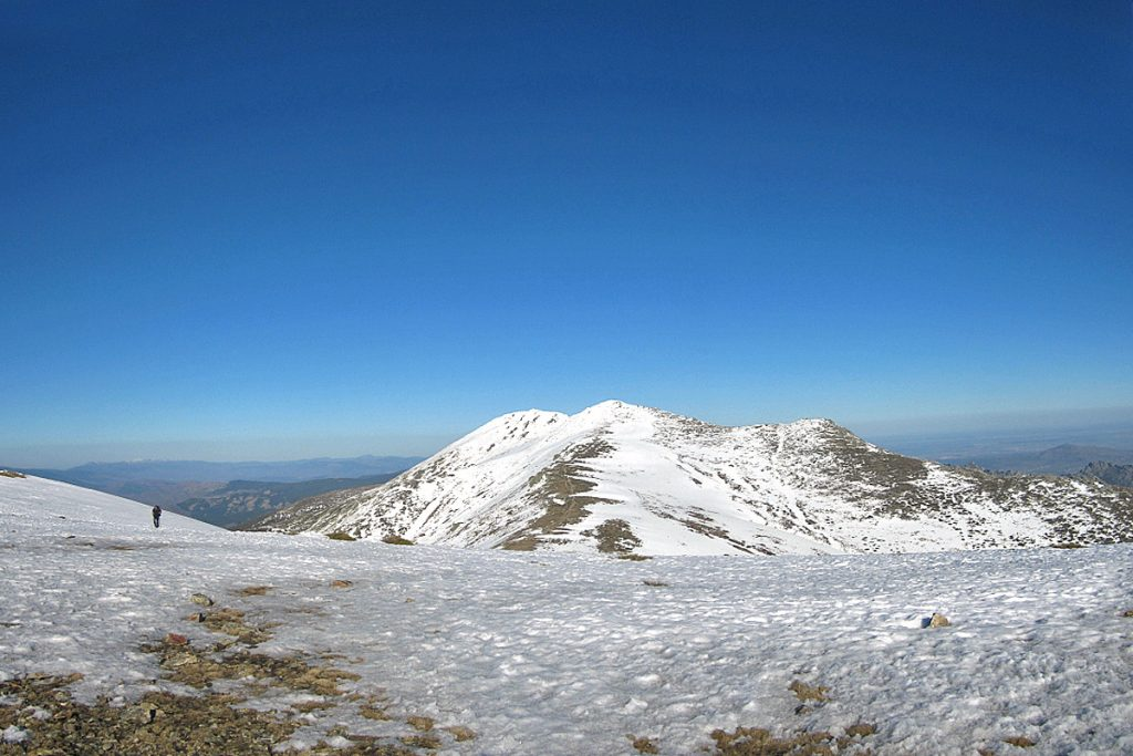 Cabezas de Hierro desde Valdemartín (2280 m)