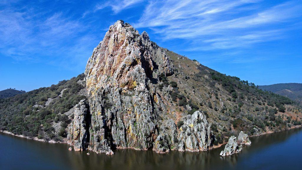 Parque Nacional de Monfragüe. Salto del Gitano.