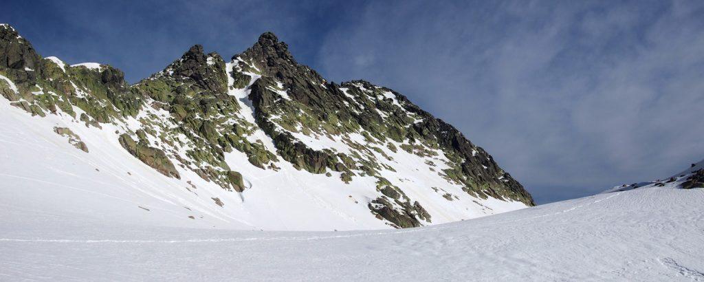 Pico de la Galana.