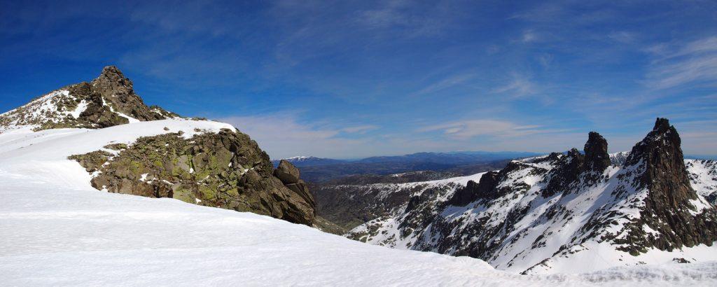 Pico de la Galana y Ameal de Pablo.