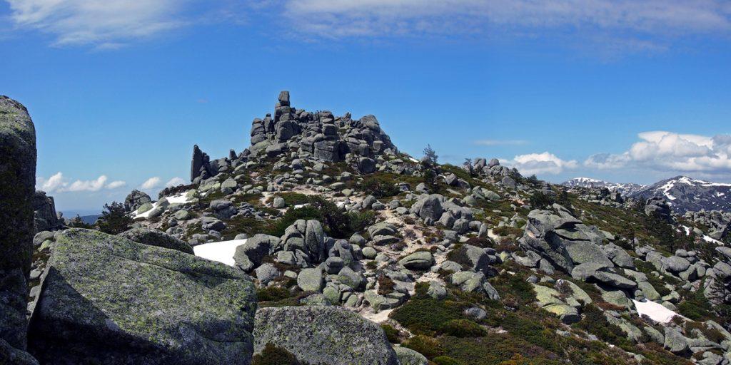 Siete Picos - Sierra de Guadarrama