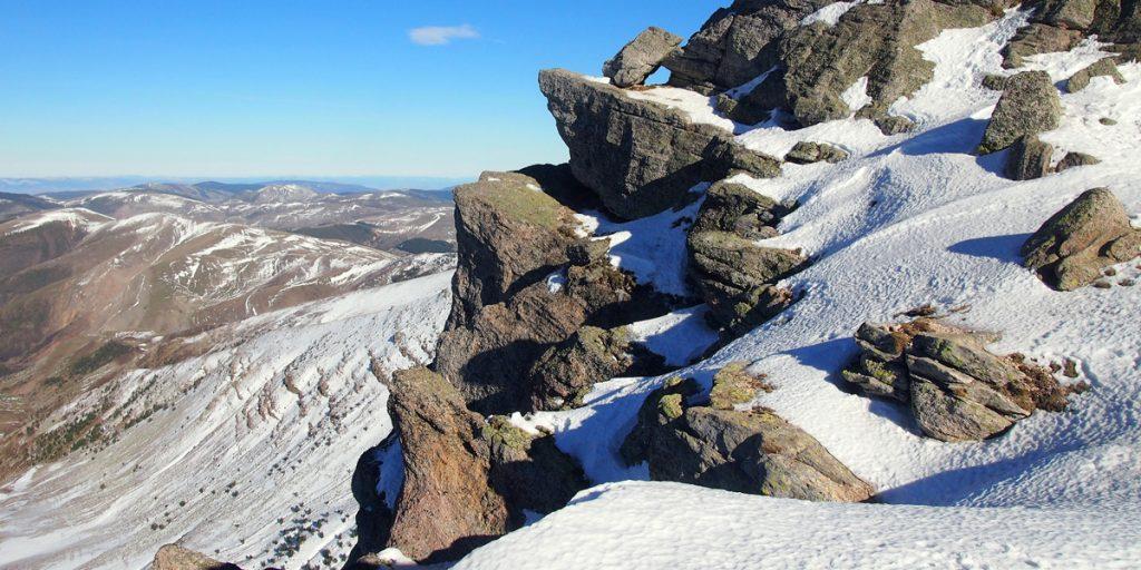 Vistas desde la cumbre