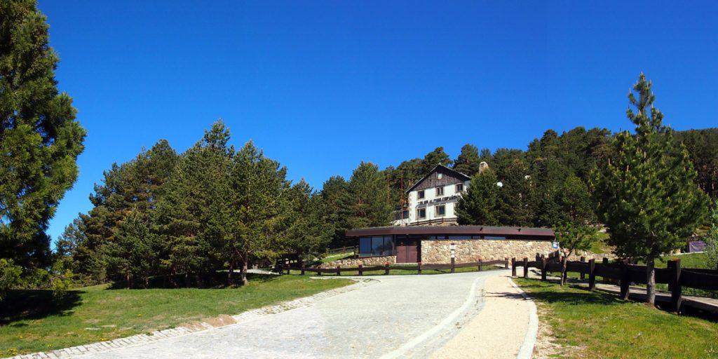 Puerto de Cotos - Chalé Club Alpino Español