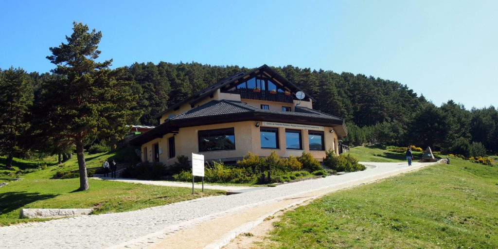 Puerto de Cotos - Casa del Parque