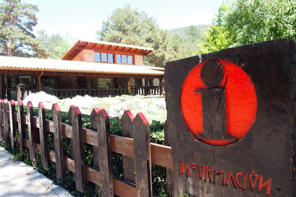 Centro Información Las Dehesas. Cercedilla.