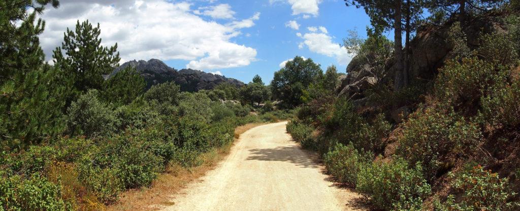 Navacerrada - Bola - Rio Manzanares - La Pedriza