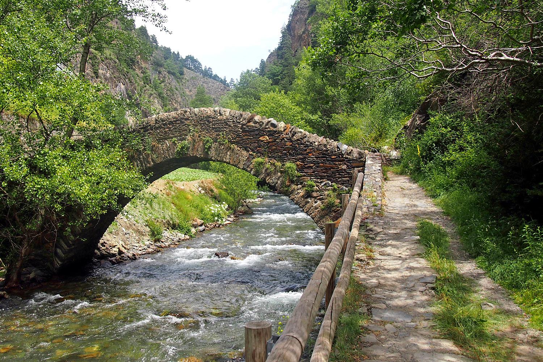 Cami Ral de Andorra la Vella a la Massana