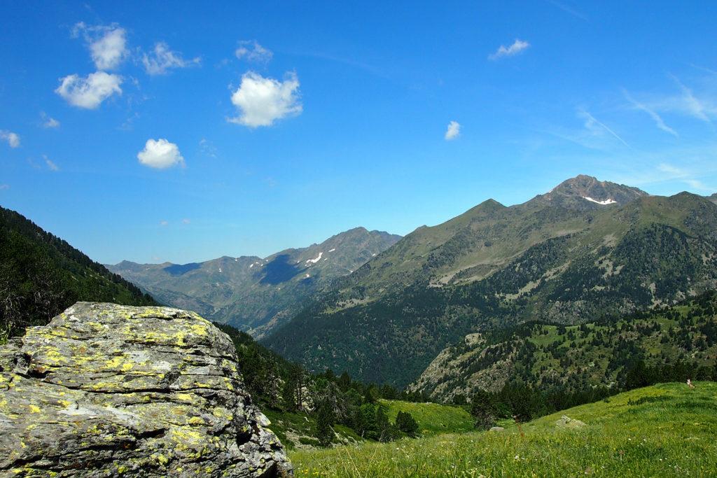 Estany de l'Estanyó por el Vall de Sorteny
