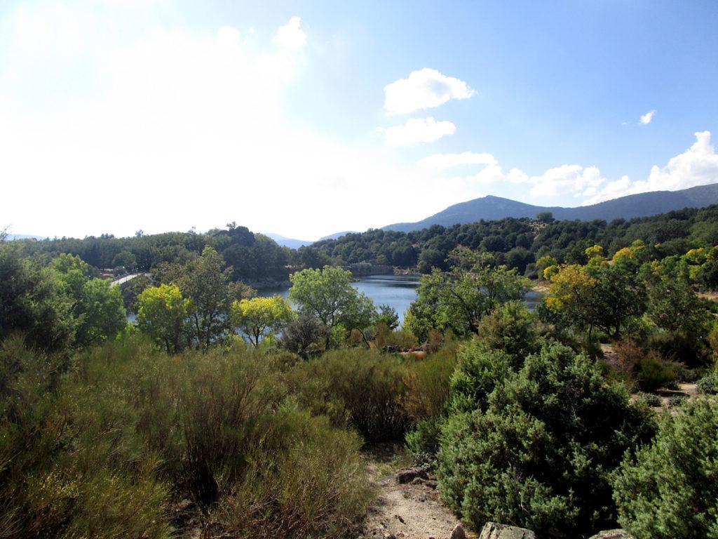 Camino del Calvario, del Puerto de Navacerrada a Cercedilla.