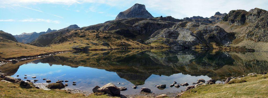 Lago de Roumassot