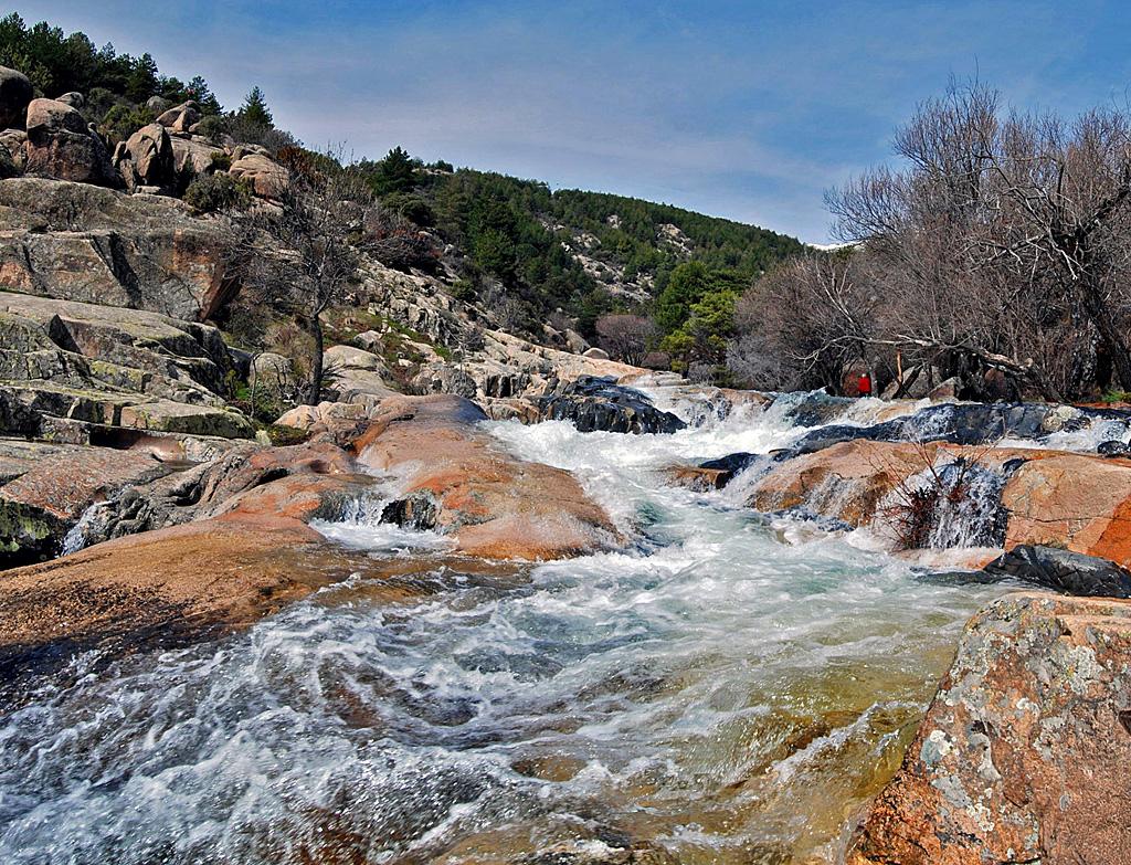 Curso de la cuenca alta del río Manzanares