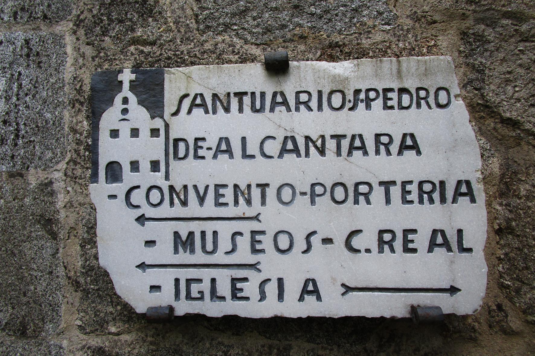 Santuario de San Pedro de Alcántara