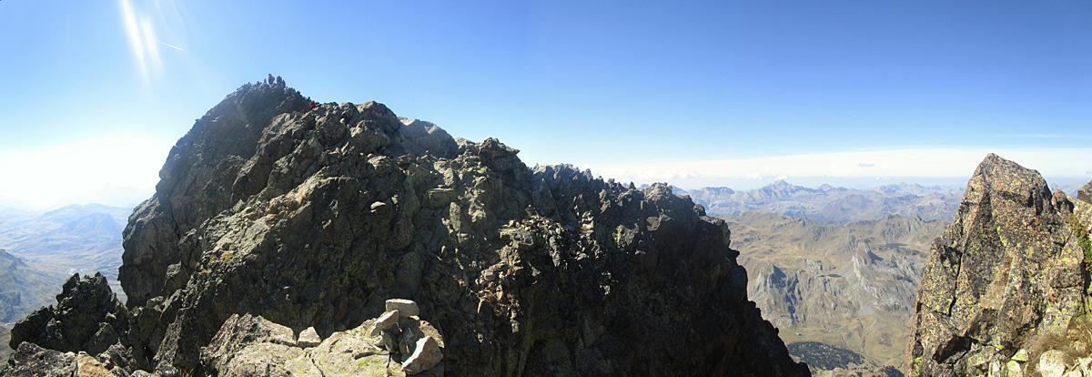 Cima del Midi d Ossau