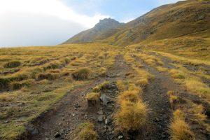 El Midi d' Ossau por la vía normal