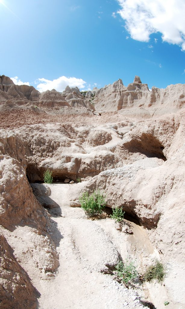 Badlands National Park – Dakota del Sur