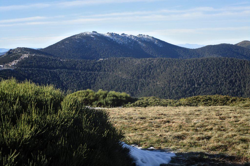 Cara norte de Siete Picos