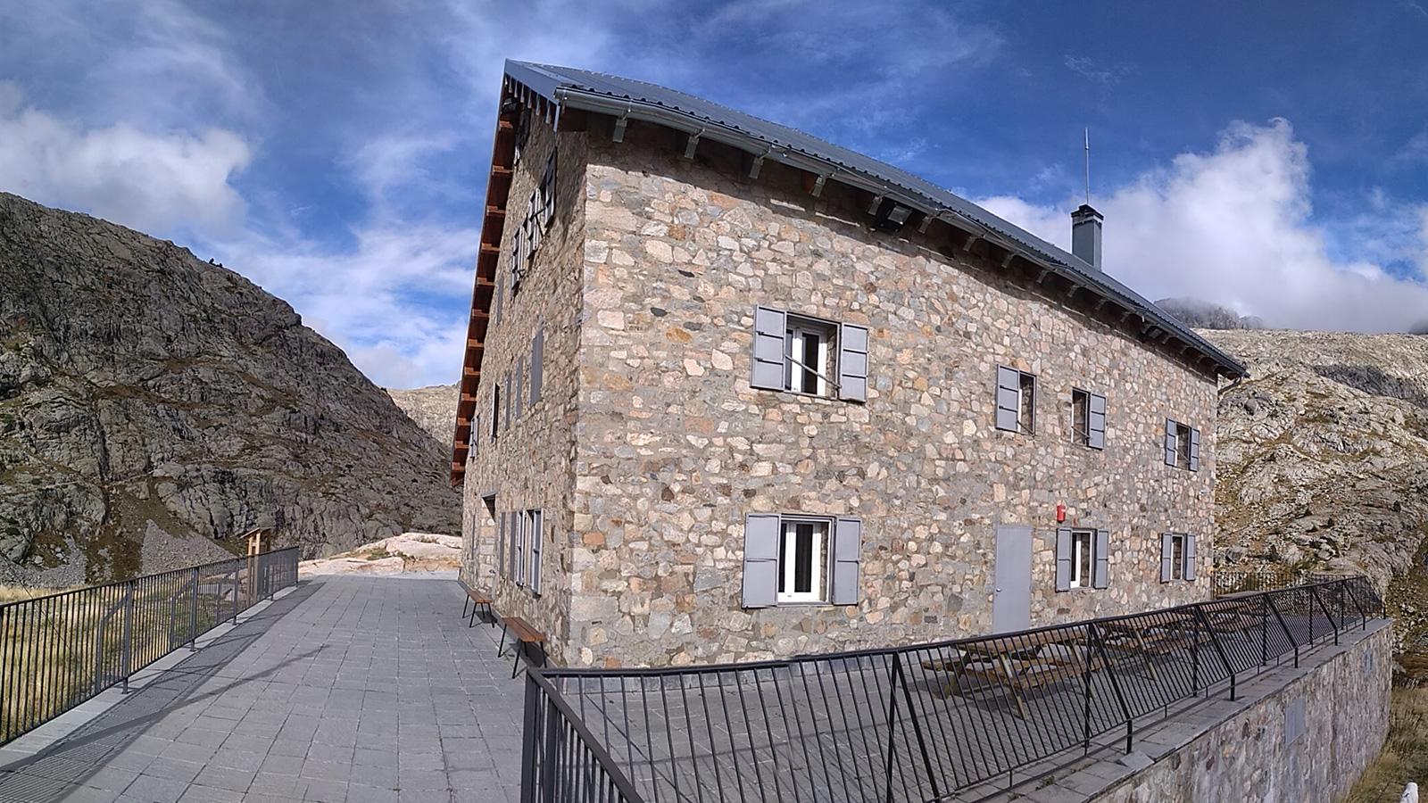 Refugio de Bachimania