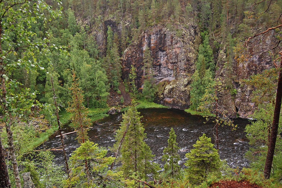 Parque nacional de Oulanka