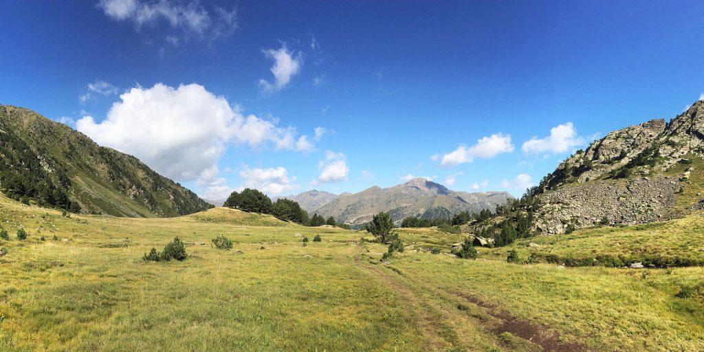 Valle del Estanyó