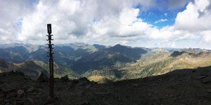 Cumbre del pico del Estanyó